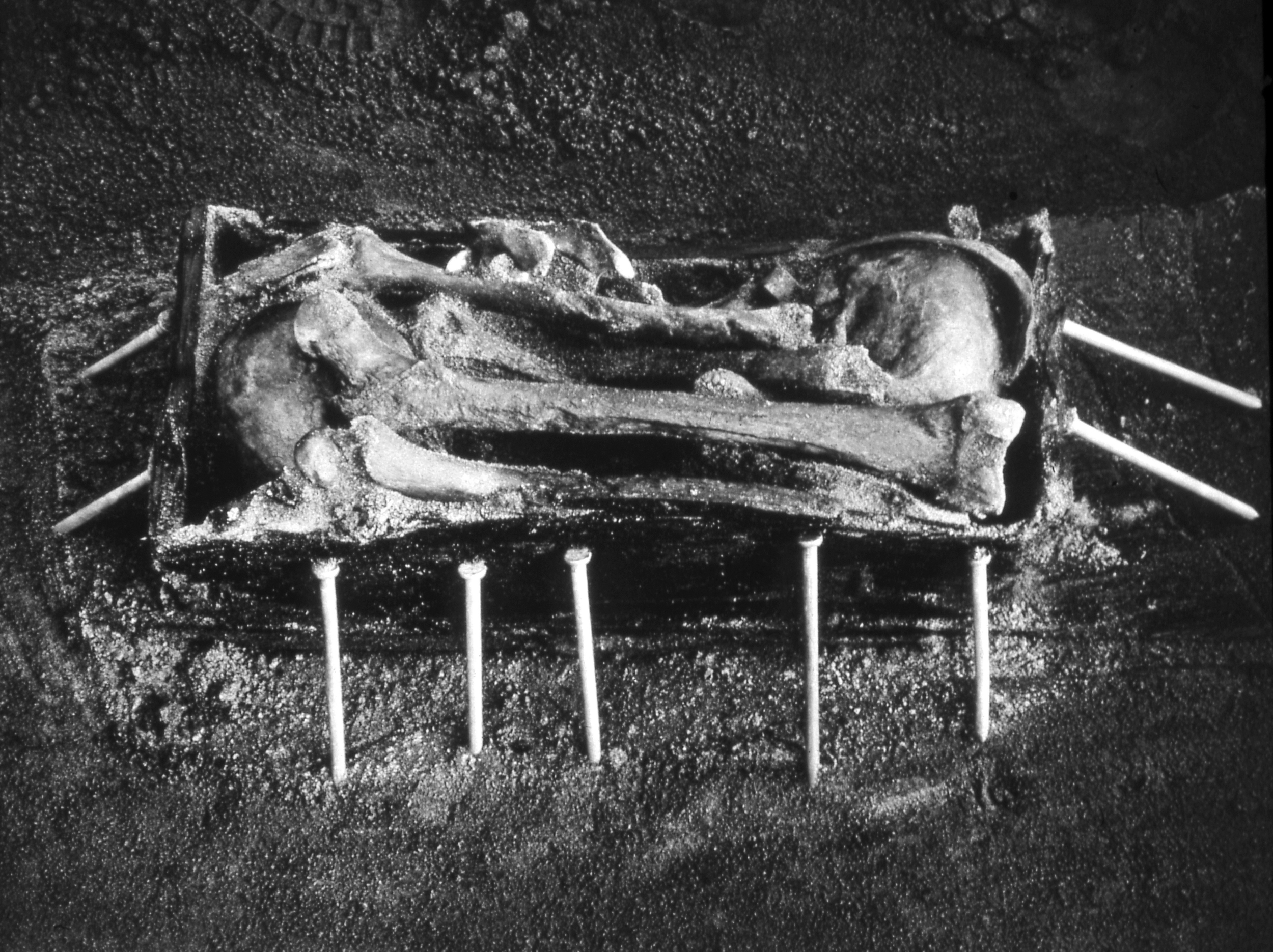 Burial With Nails, 1994
