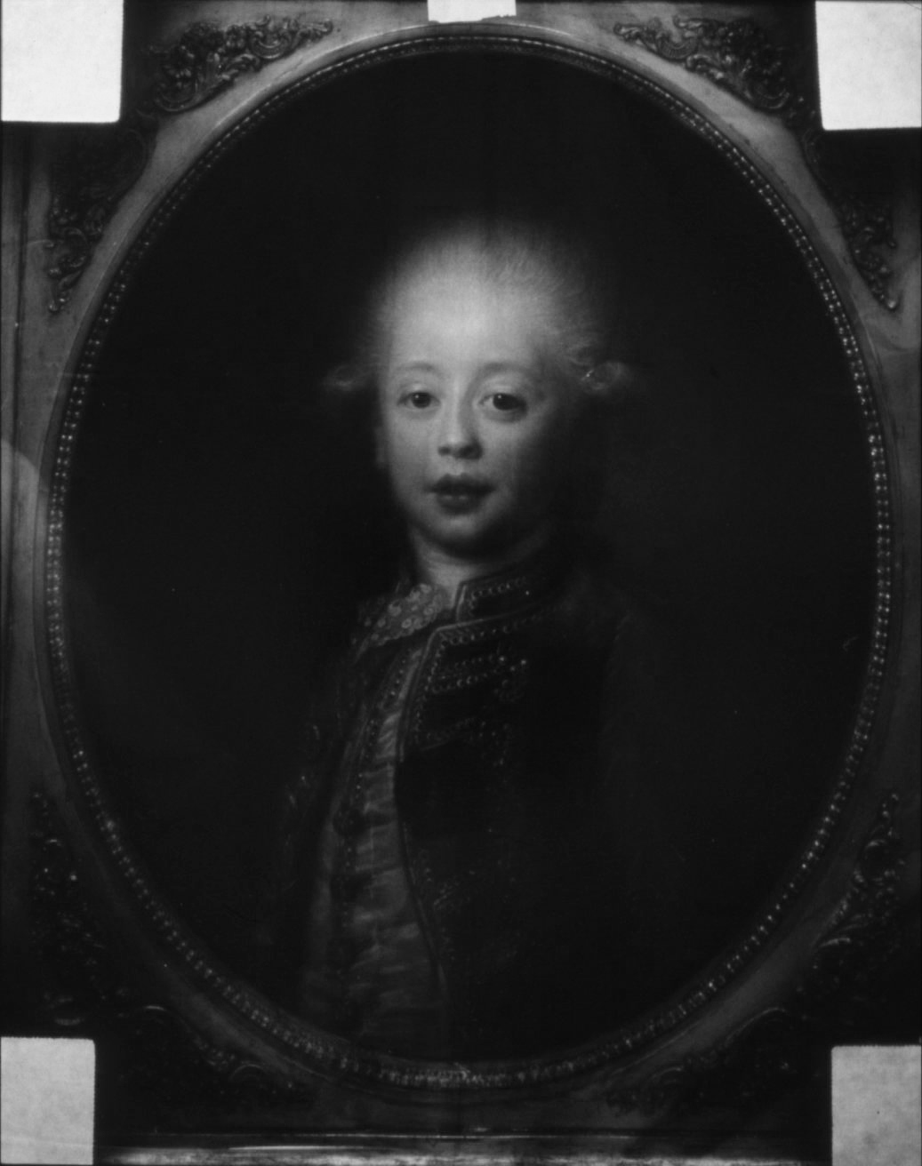 Portrait of a Boy, 1995