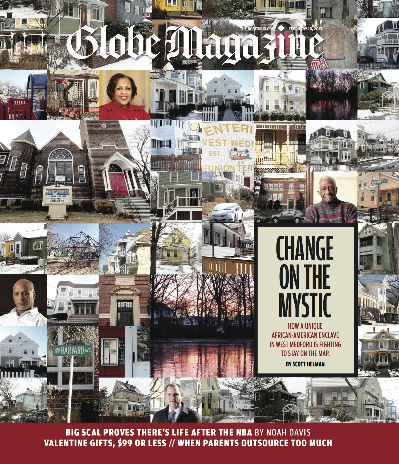 Change on the Mystic  | An African-American enclave of self-sufficiency and high ambition fights for survival. (February 2012)