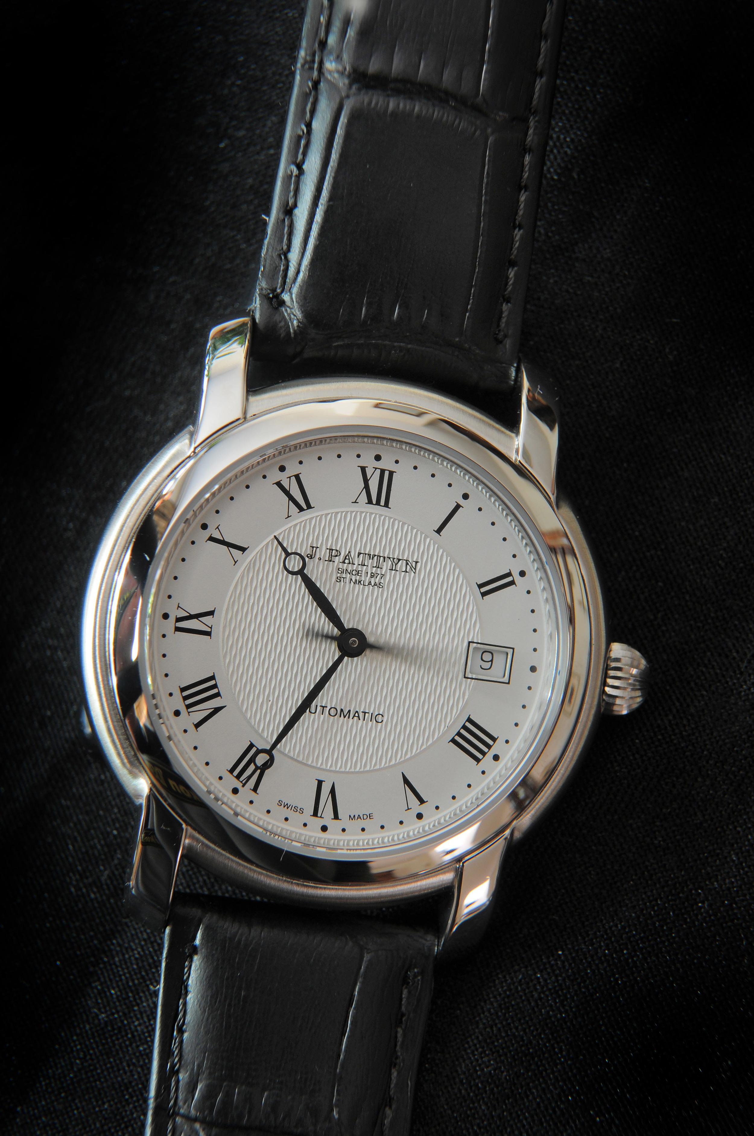 automatisch uurwerk €595