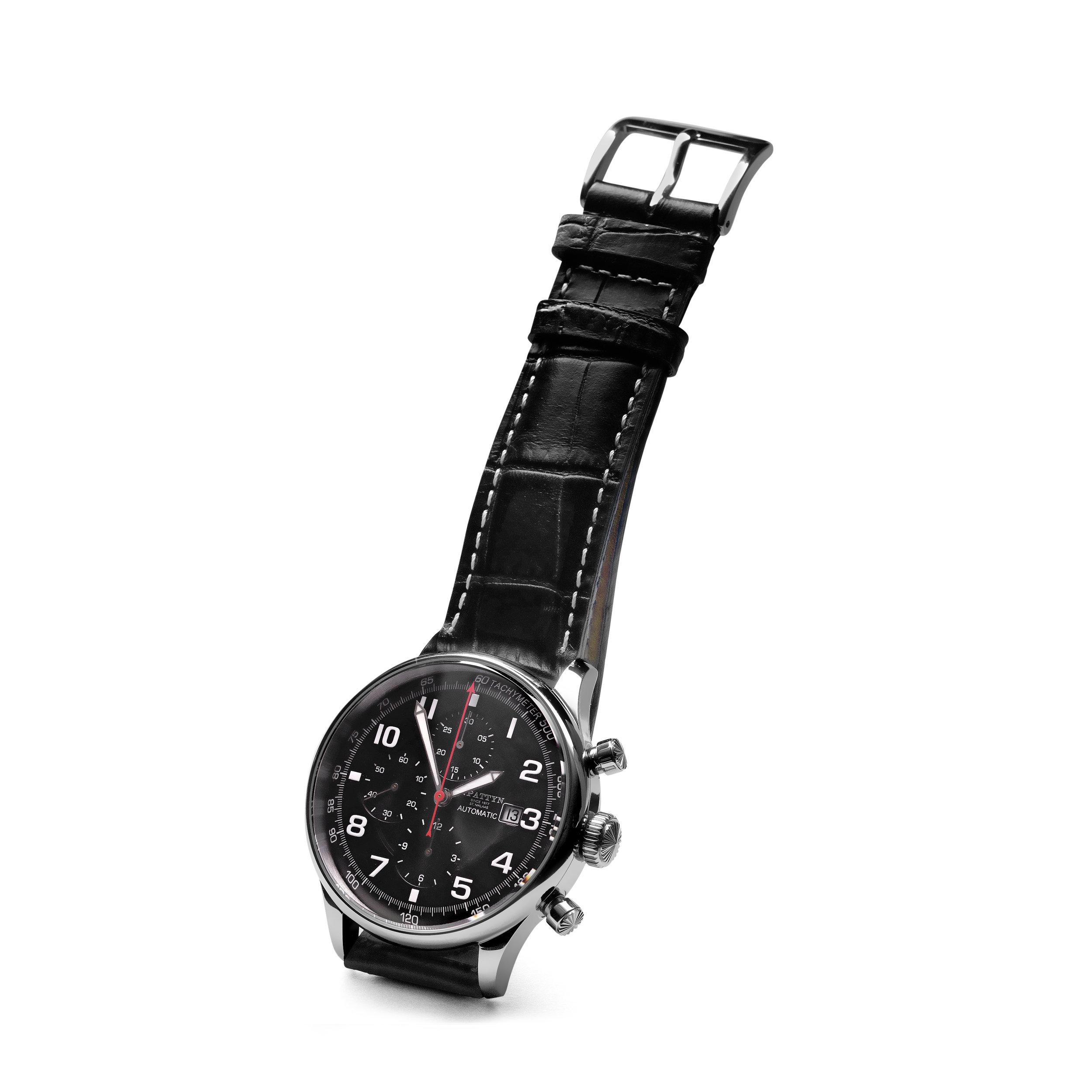 Automatisch chronograaf Pattyn