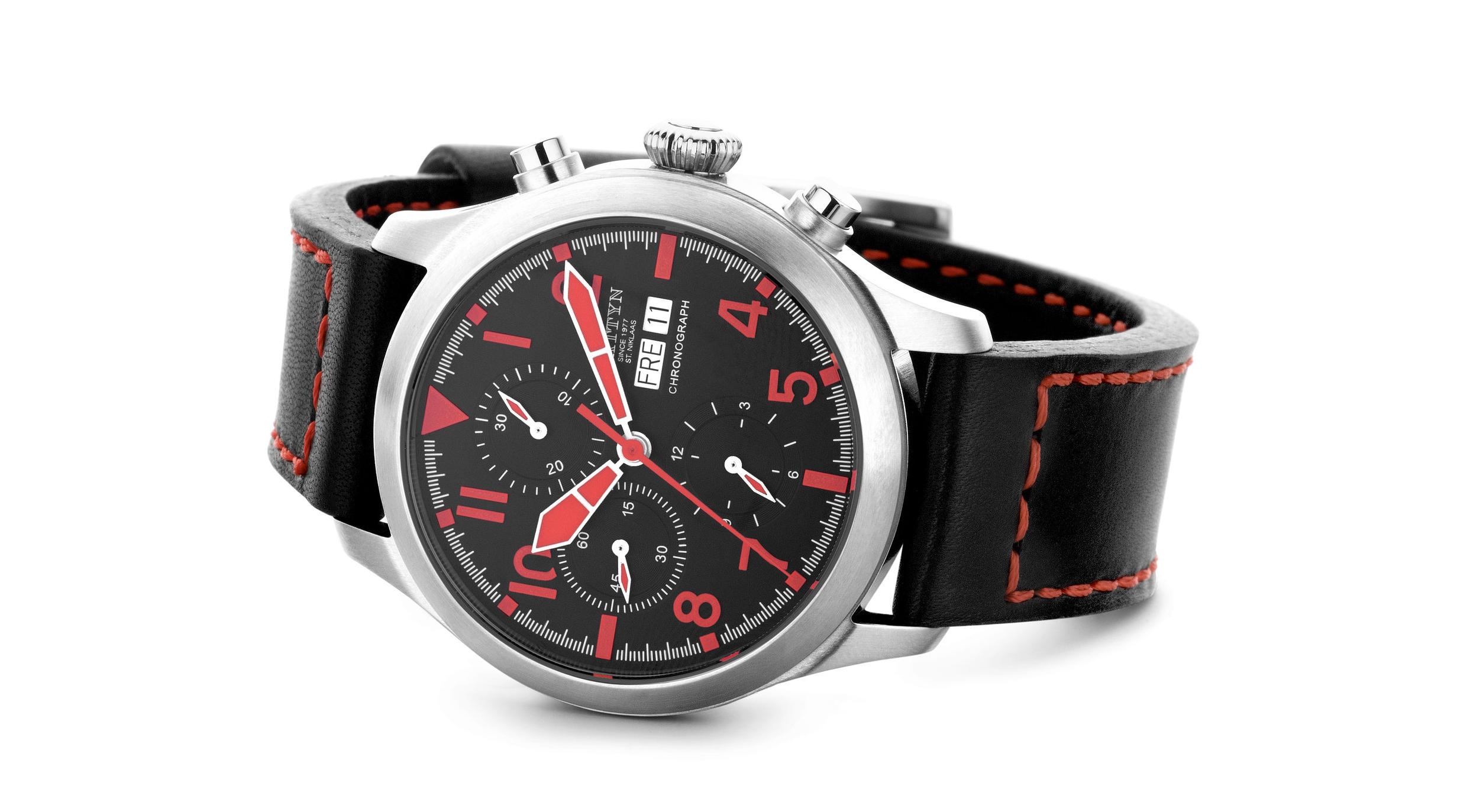 Automatisch chronograaf