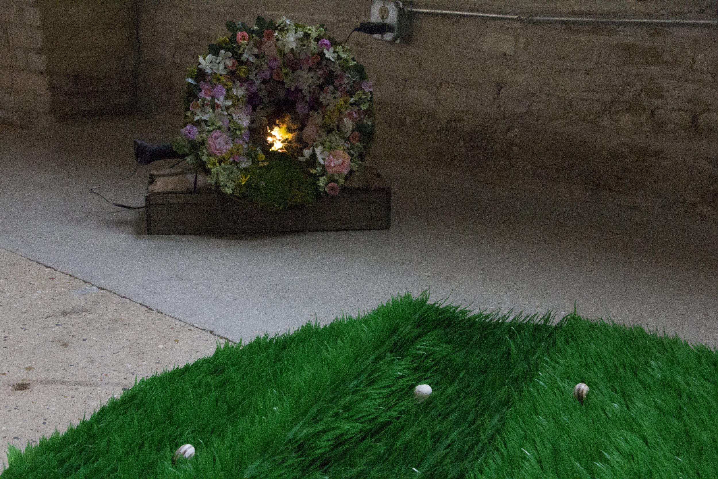Helen_Hawley_google__art_lit_lab_Chele_Isaac_installation_grass.JPG