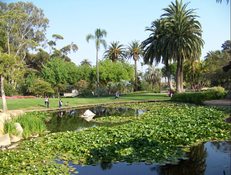 ALICE KECK PARK POND (NO FEE REQUIRED)