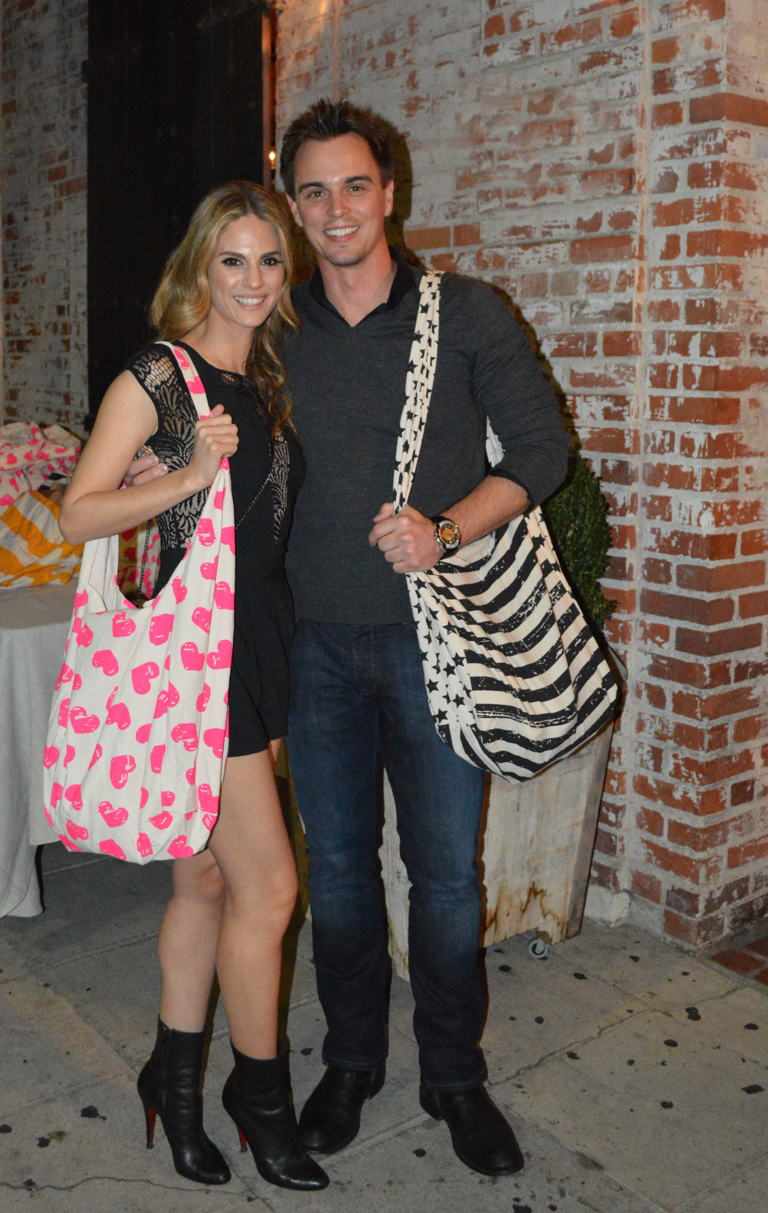 KELLY KRUGER AND DARIN BROOKS, 2014