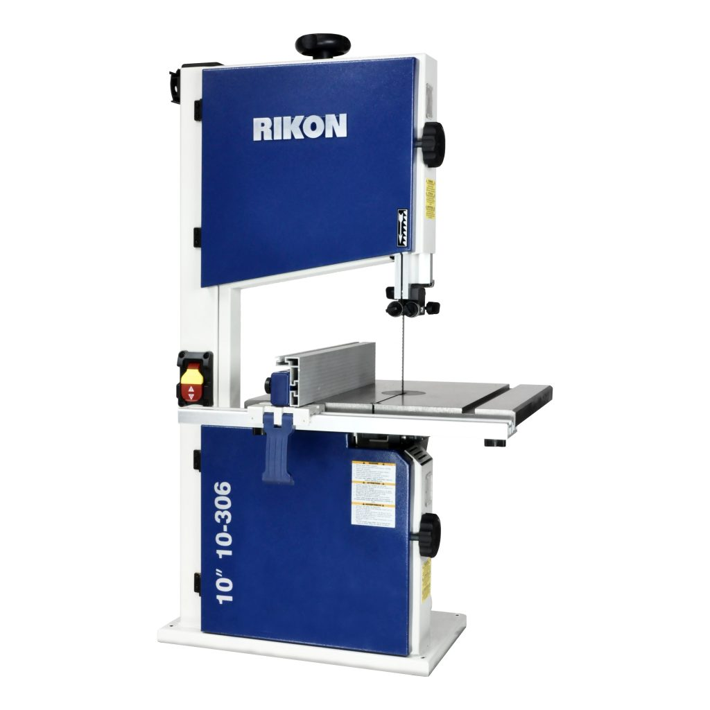 "Rikon 10"" Deluxe Bandsaw"