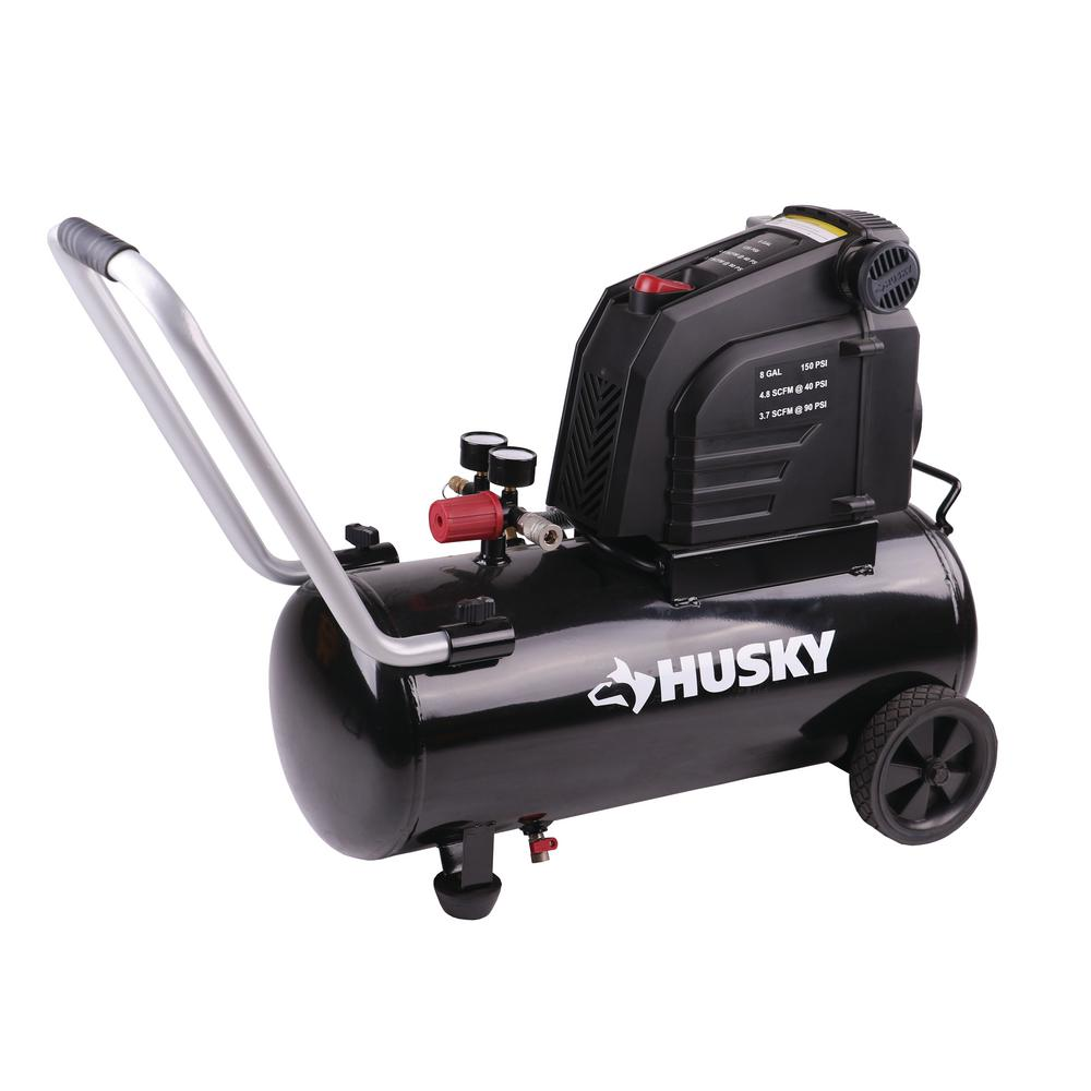 Husky 8 Gallon Air Compressor