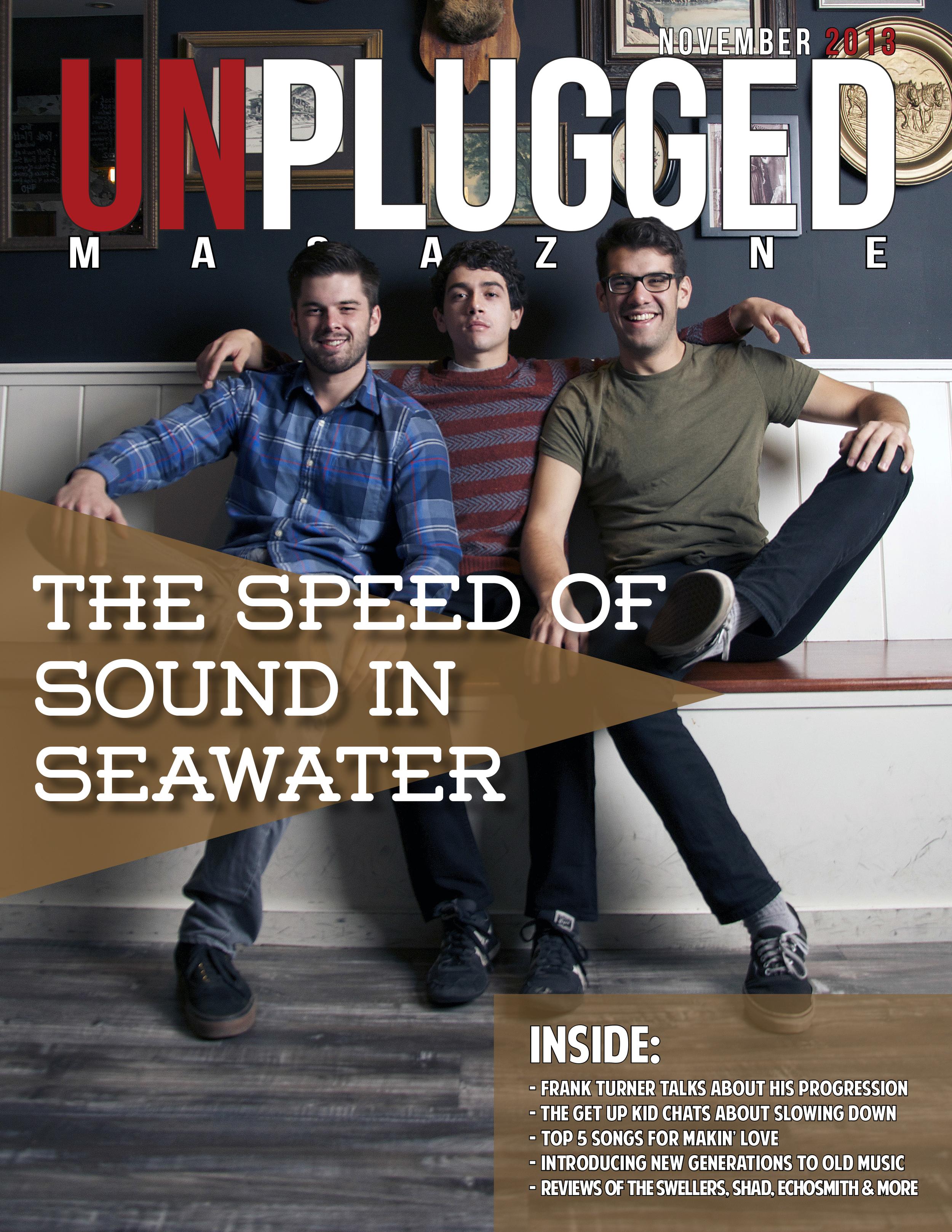 November 2013 Issue #11