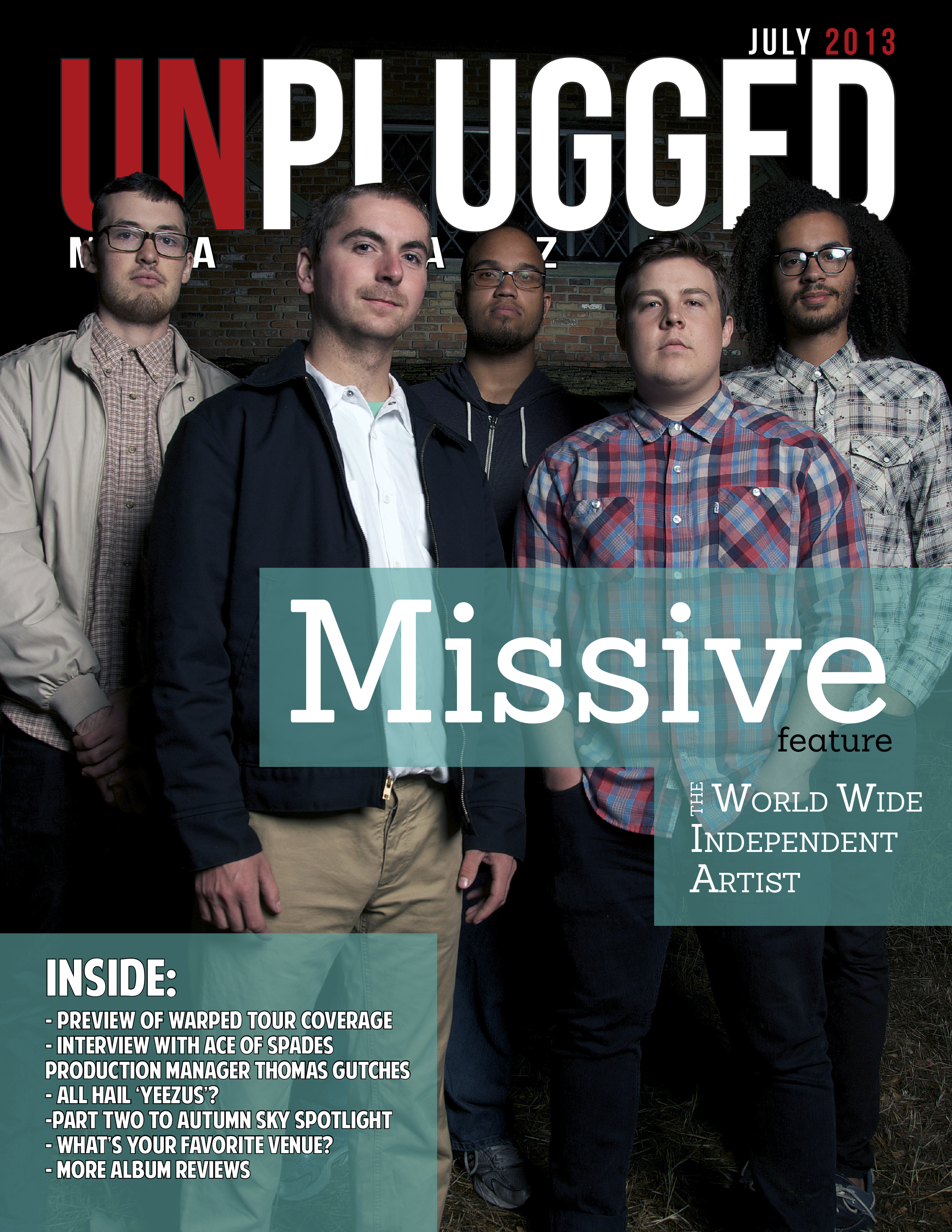 July 2013 Issue #07