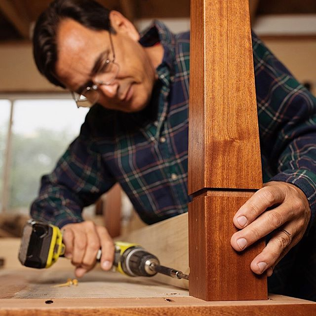 #SmallBusinessSpotlight ✨  Wooden It Be Nice is a small business I've hoped to feature since the fruition of this personal project.  Business owner, Bob Maes, is the epitome of a craftsman, forming beautiful and functional furniture and cabinetry with his own hands from his own home. His pride in ownership and attention to detail is evident in every project — thinking creatively and strategically to accommodate unique needs and personal preferences.  Thanks to @wibn for inspiring all kinds of creative folks, myself included, to pursue an attitude of excellence and humble service through our work.