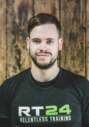 Adam Buick - Personal Trainer