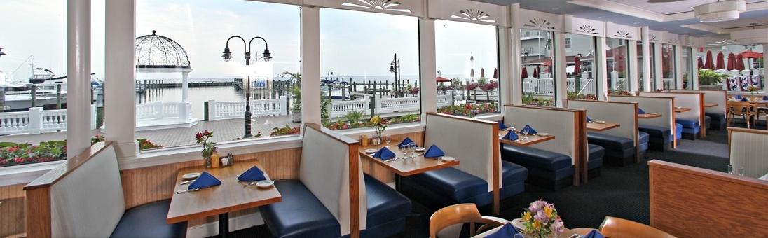Rod n Reel Restaurant, Chesapeake Beach, MD