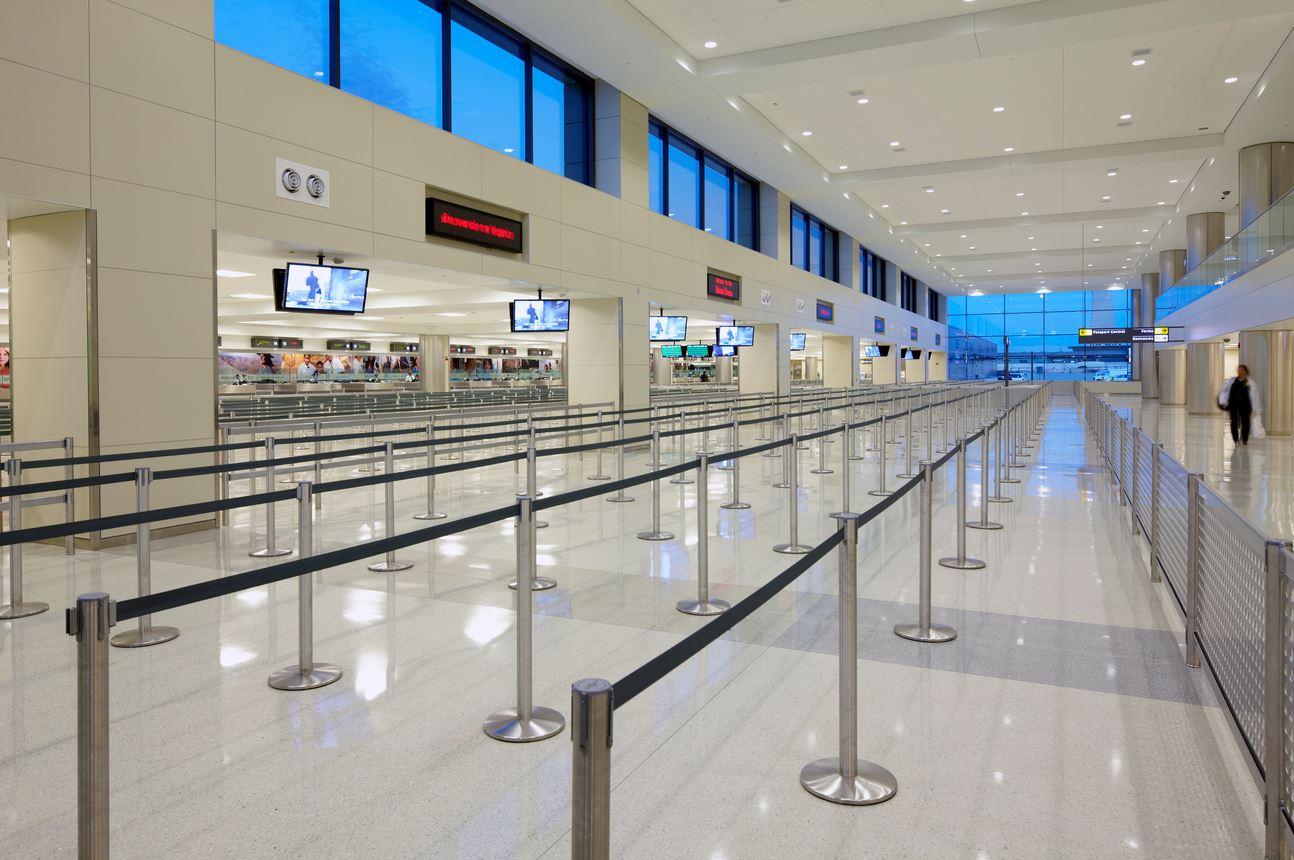 Dulles International Terminal