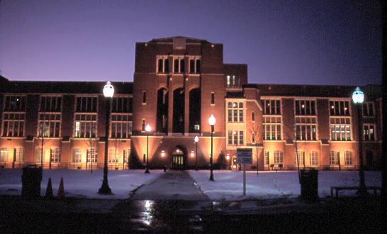 Hopkins Eastern High School, Baltimore, MD