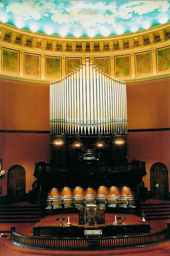 Lovely Lane Church, Baltimore MD