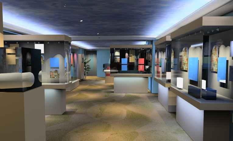 Dibner Gallery, Smithsonian, Washington DC