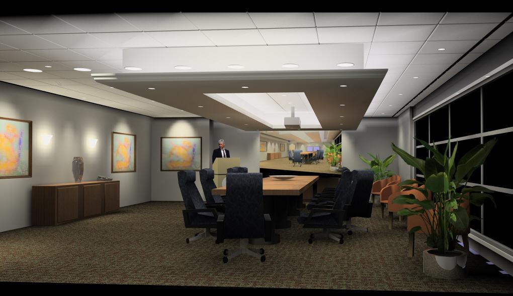 Lurgi Lentjes Conference Room, Columbia, MD