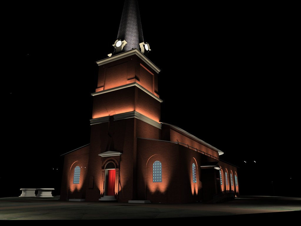 St. Annes Church, Annapolis, MD