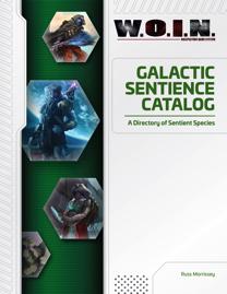 Galactic Sentience Catalog