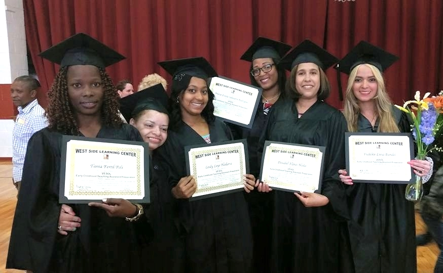 TA Graduates 2015