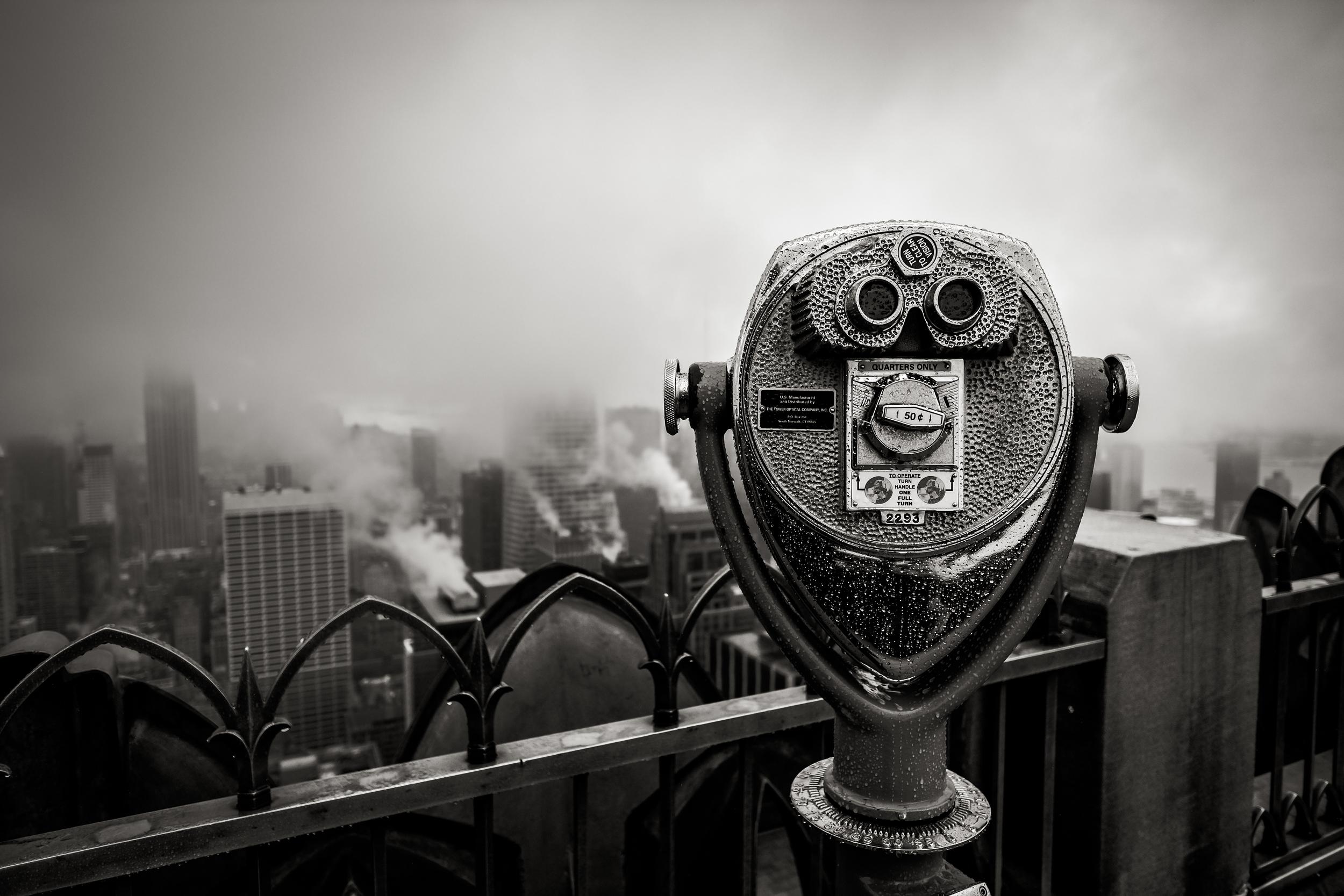 NYC Rain III