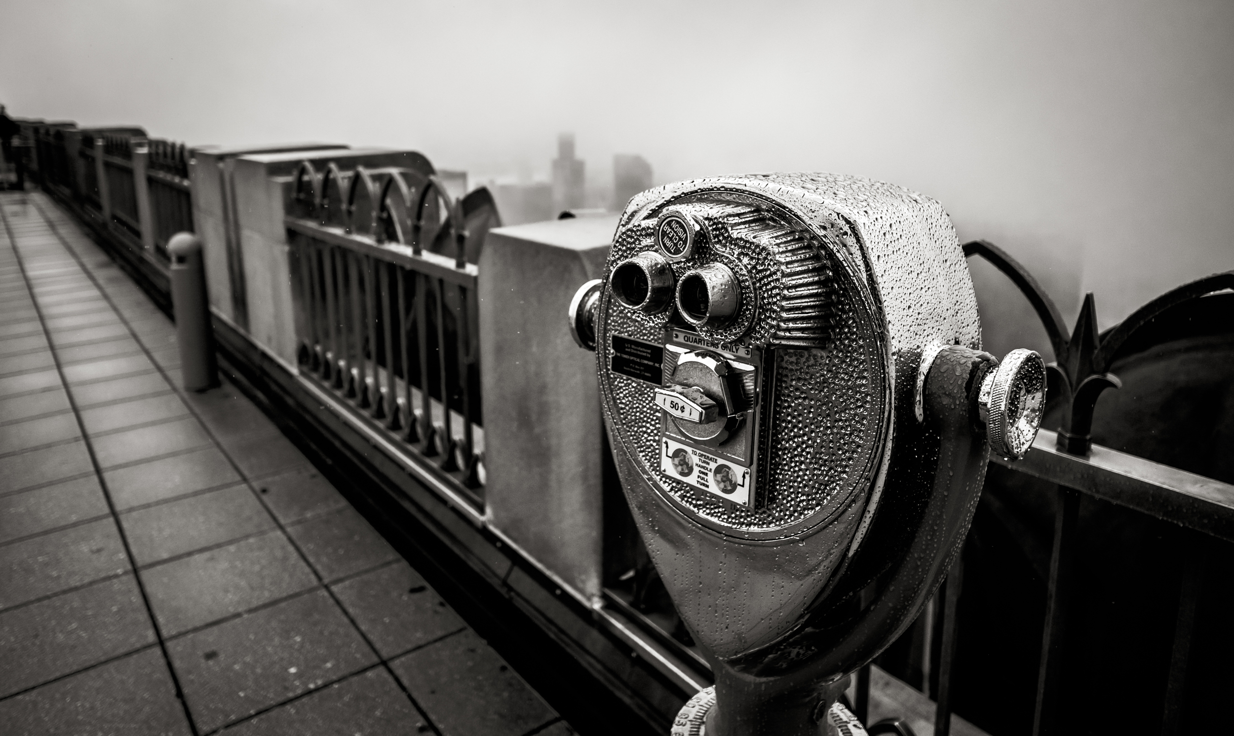 NYC Rain I