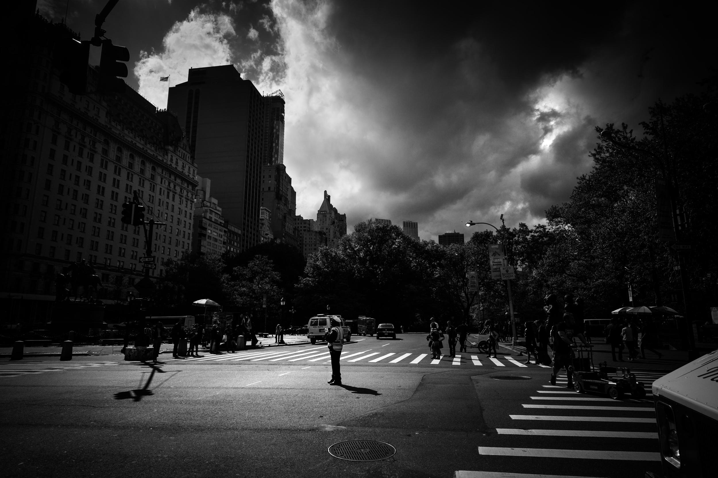 NYC Rain XVII