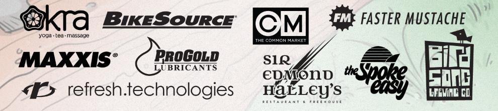 The Tour de Charlotte 2014 sponsor line-up