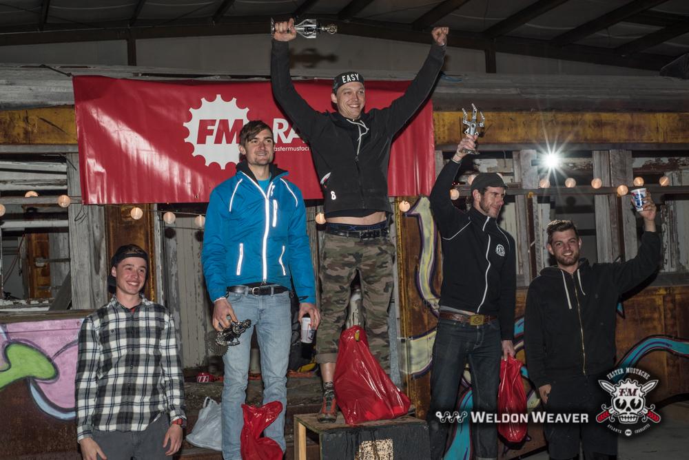 Men's Podium - Photo by Weldon Weaver