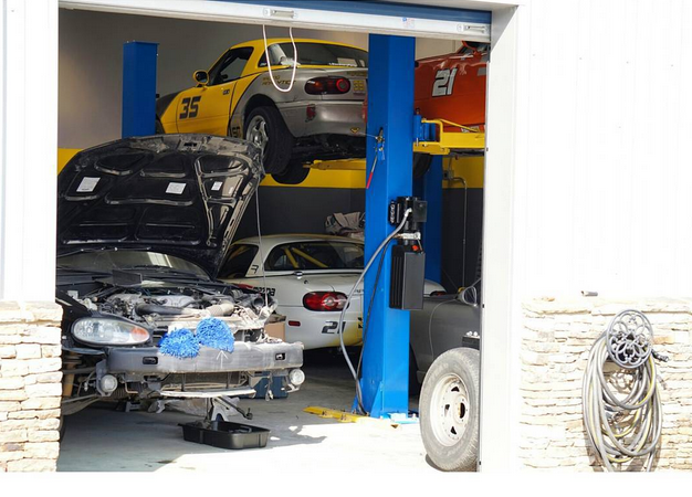 The answer is always Miata. Just like music ends up at The Beatles, race cars end up at Miata.