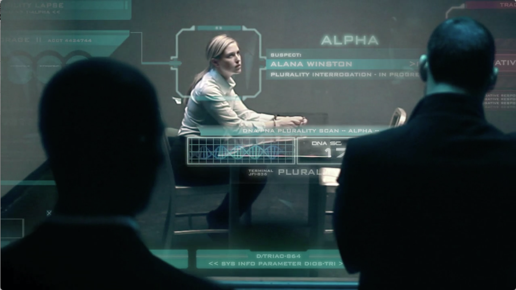 PLURALITY - Trailer (Sci-Fi, 2min)