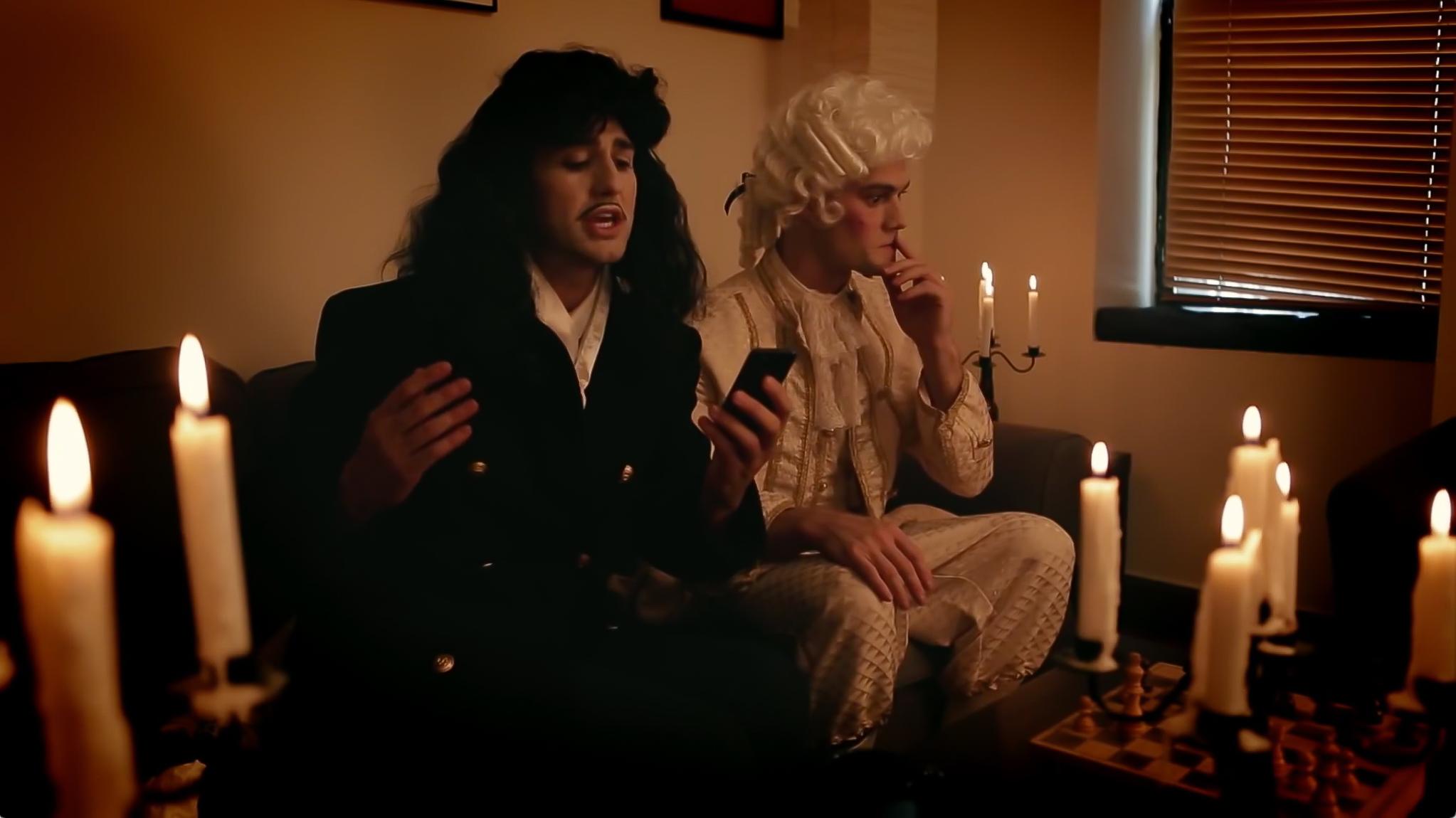 FUTURE HUSBANDS (Original Series for BOAT)