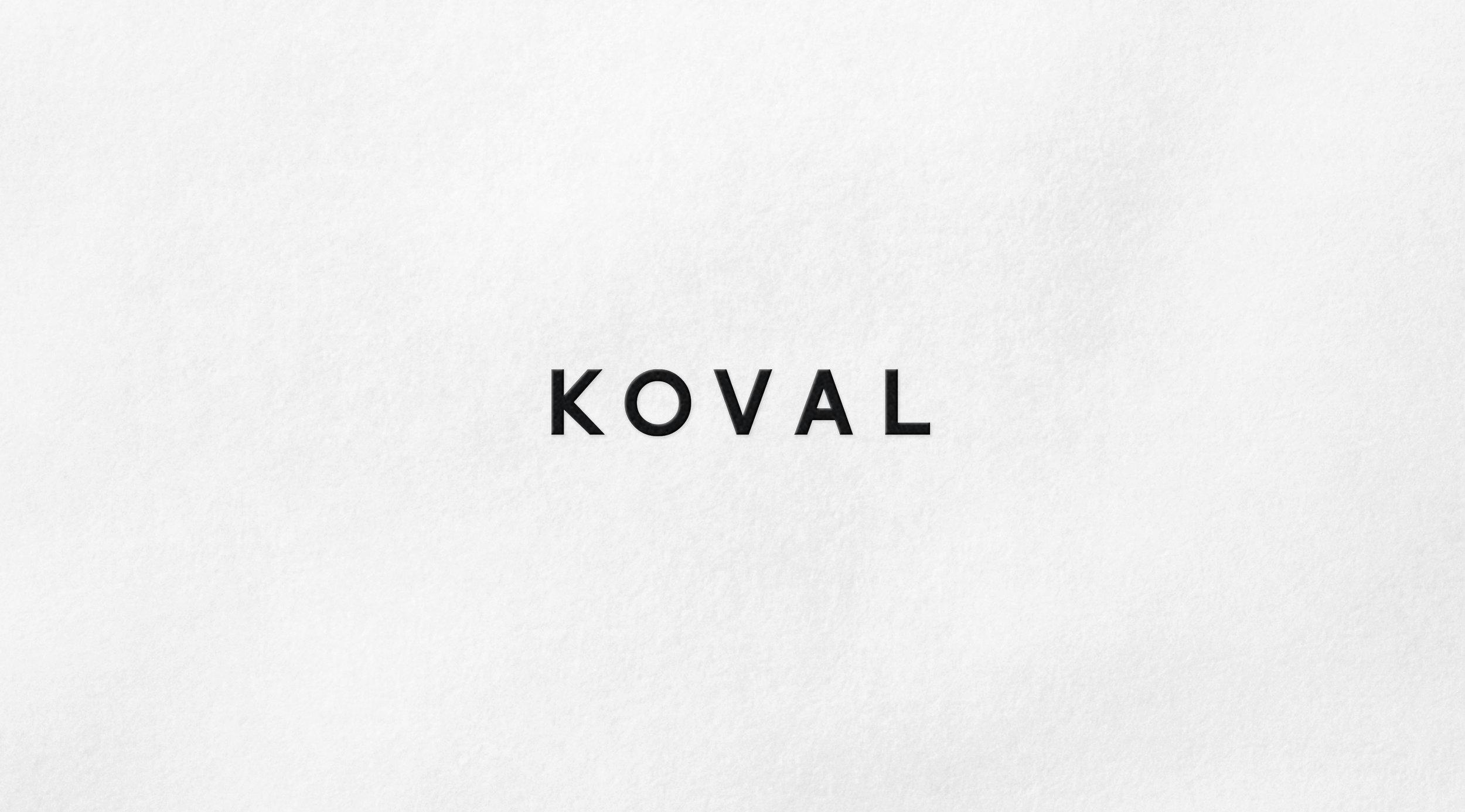 Koval