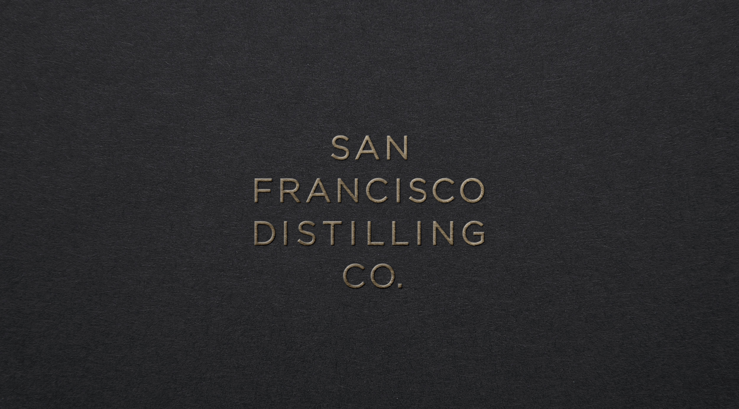 San Francisco Distilling Co.
