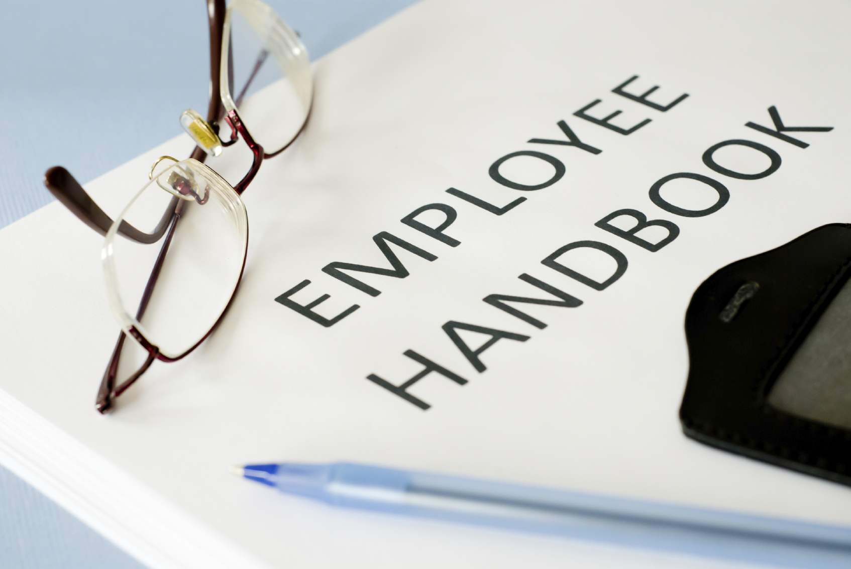 Employee Handbook and Training
