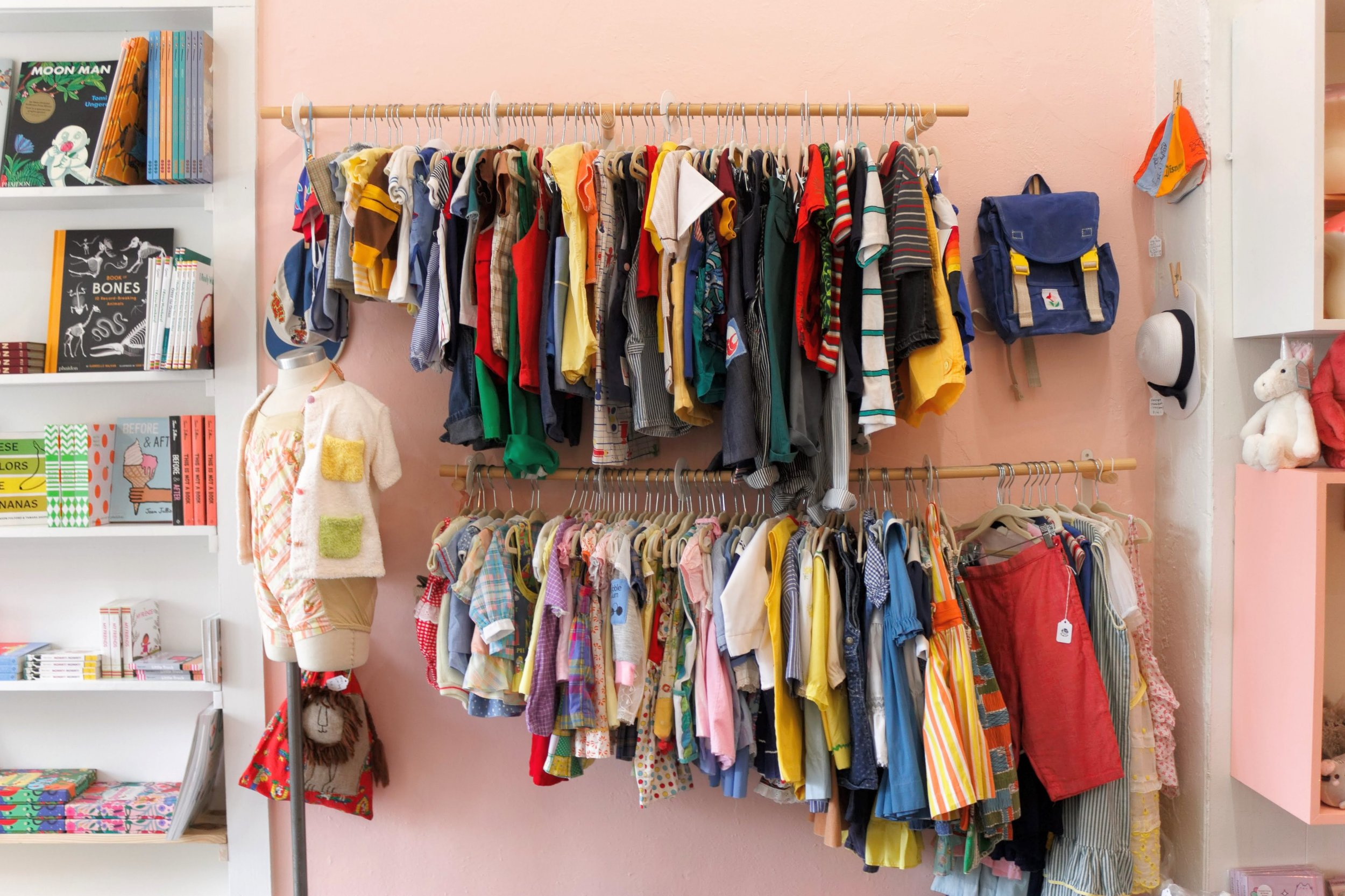 The best kids vintage you'll find around the cities