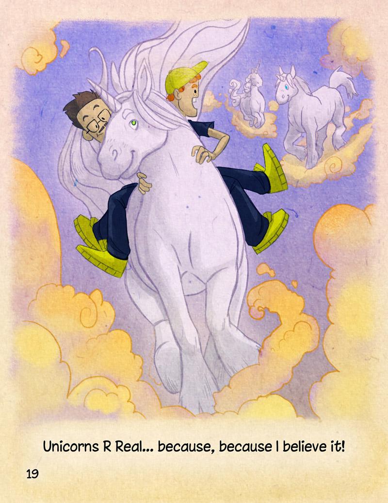 Unicorns R Real!