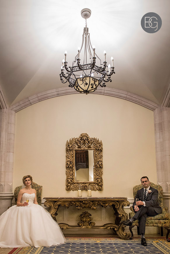 Edmonton wedding photographer fairmont hotel macdonald elegant