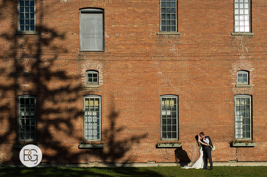 Sabor wedding reception brick urban edmonton wedding photographers
