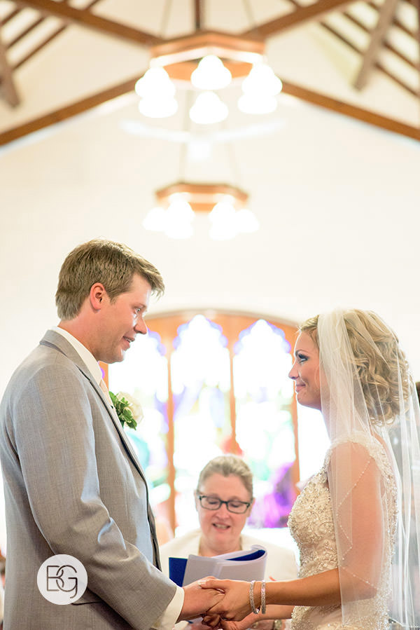 Edmonton wedding photographers ceremony venue church