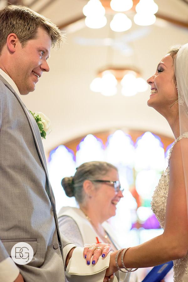 funny wedding photo groom looses rings edmonton wedding photojournalism style