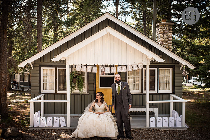 Tekarra lodge jasper national park wedding photographer elopement