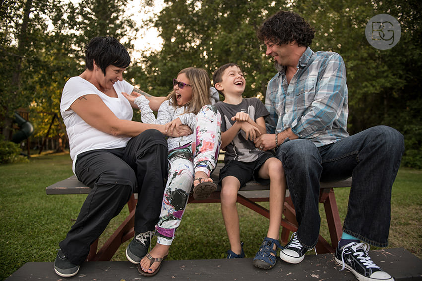 edmonton family photos fun casual different real life