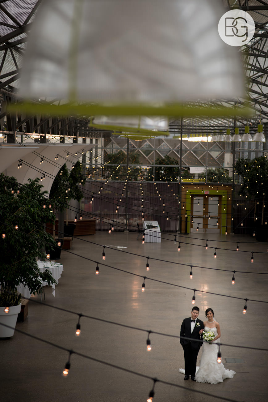 Edmonton winter wedding at enjoy center best photographers