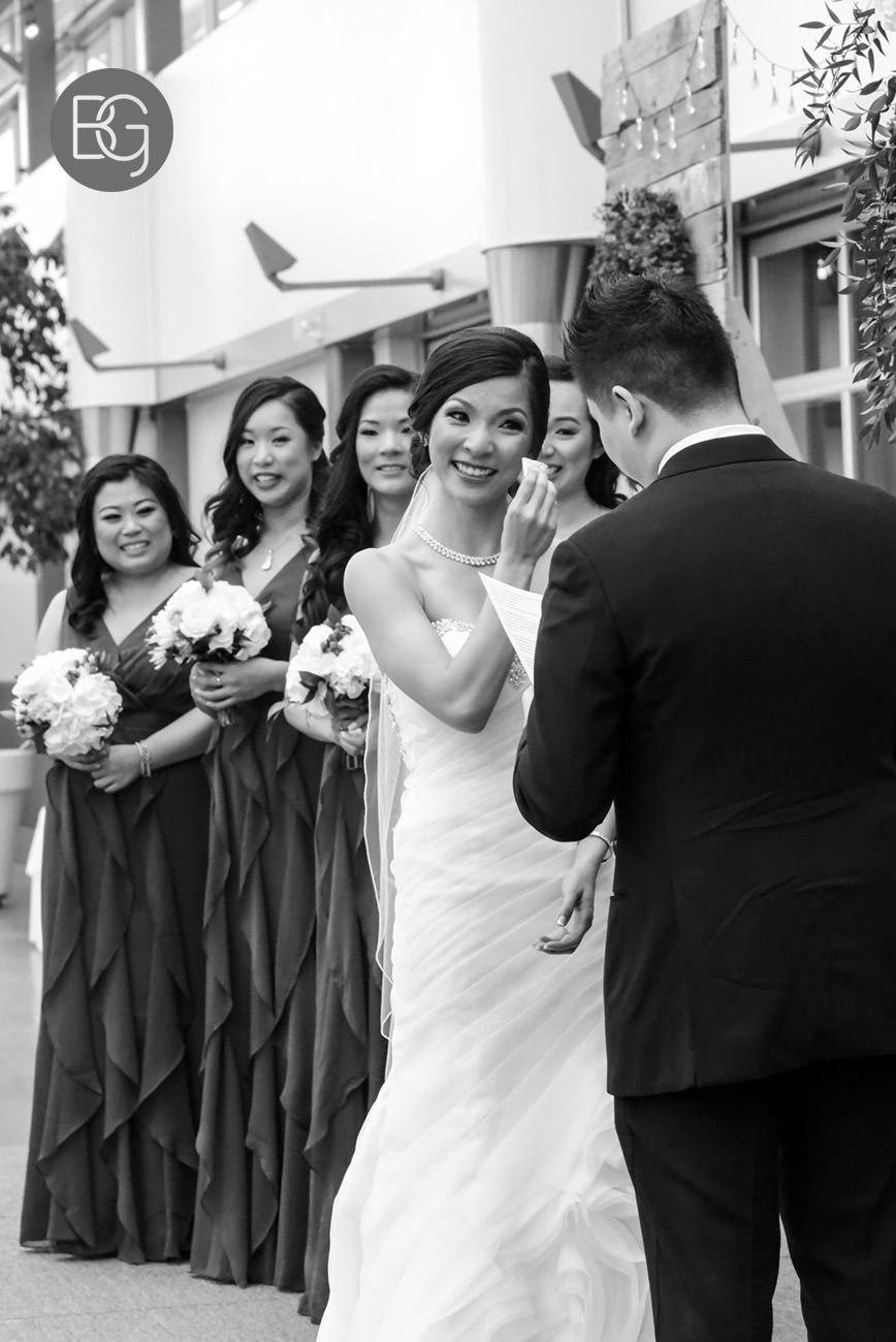 Enjoy center wedding venue moonflower room photographers