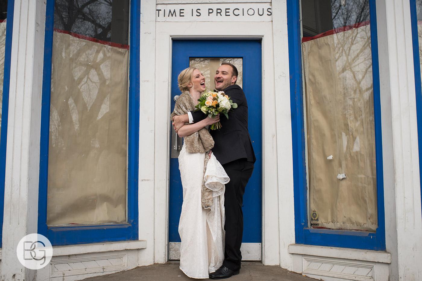 whyte ave wedding photo fun casual edmonton photographer