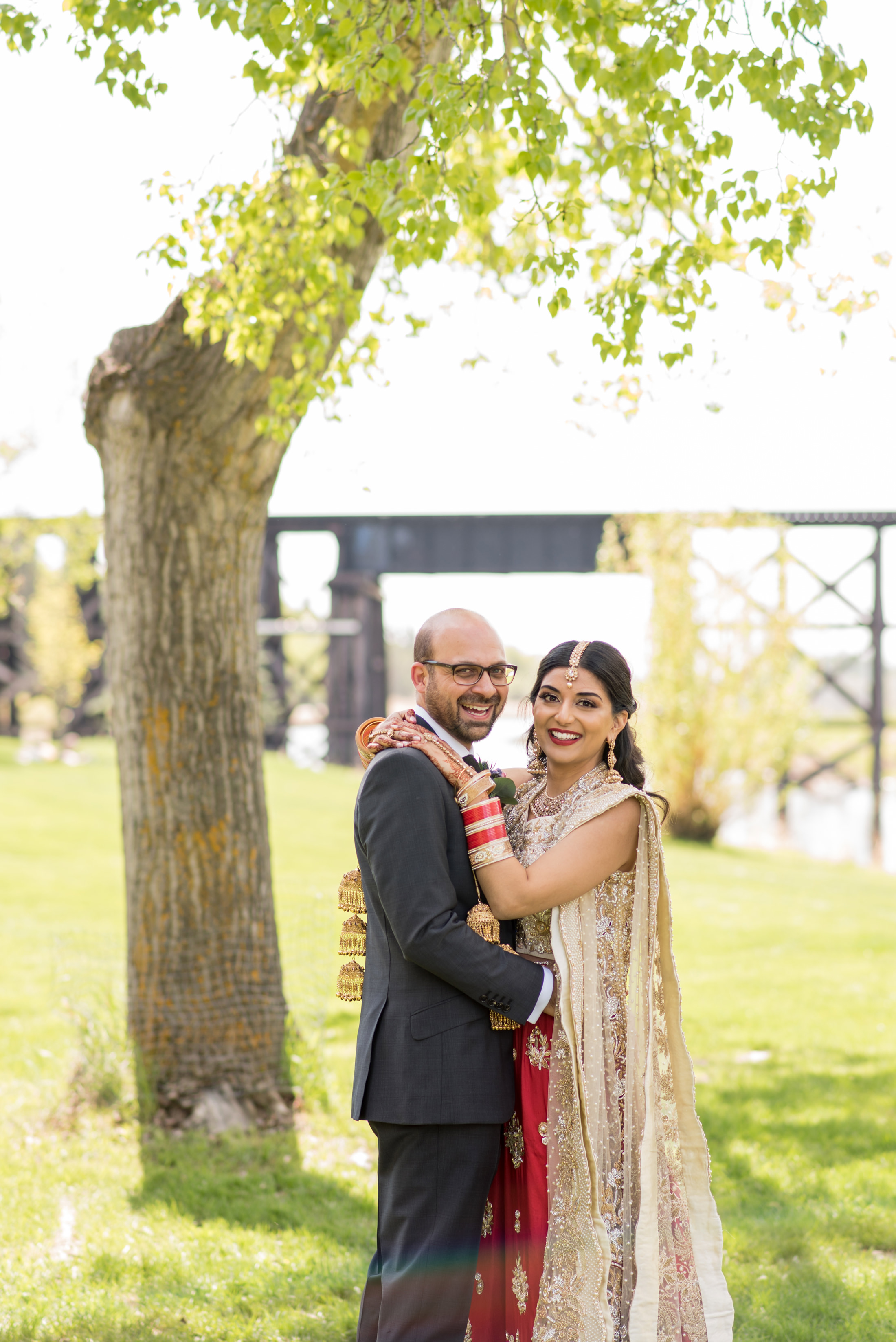 edmonton wedding photographers hindu sikh st albert park
