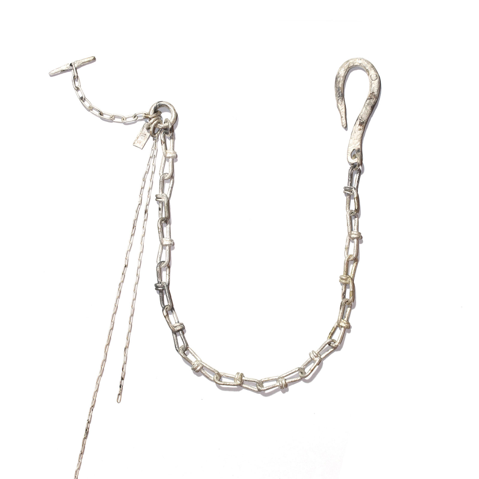 KnotChain key chain