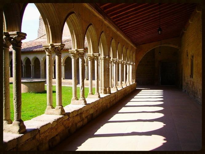 L'abbaye de  St. Hilaire
