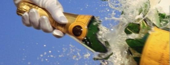 Allt om sabrering av champagne vin...sabrage!